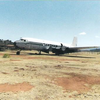 Abandoned DC-4