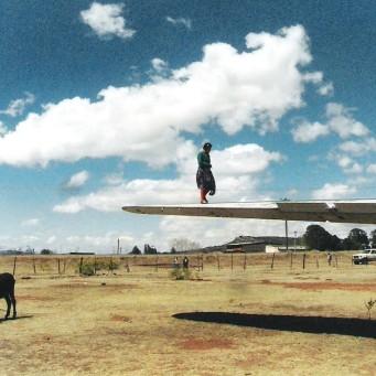 Tarahumara Girl on Wing