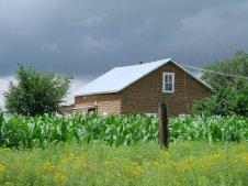 Mennonite Farmhouse