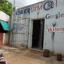 Cyber Café - Santa Elena