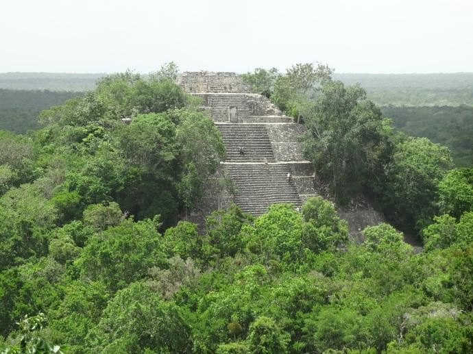 Gran Pyramide - Calakmul