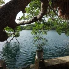 Cenote Ojo Azul - Bacalar
