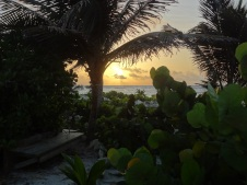 Sunrise - Mahual