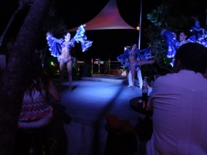 Salsa Dancers - Tulum