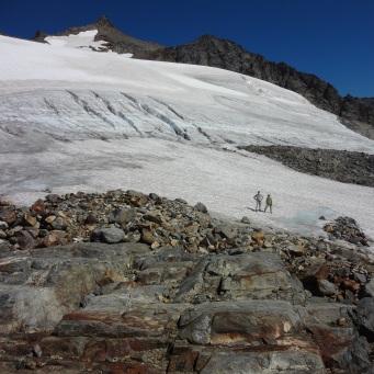 Sahale Glacier