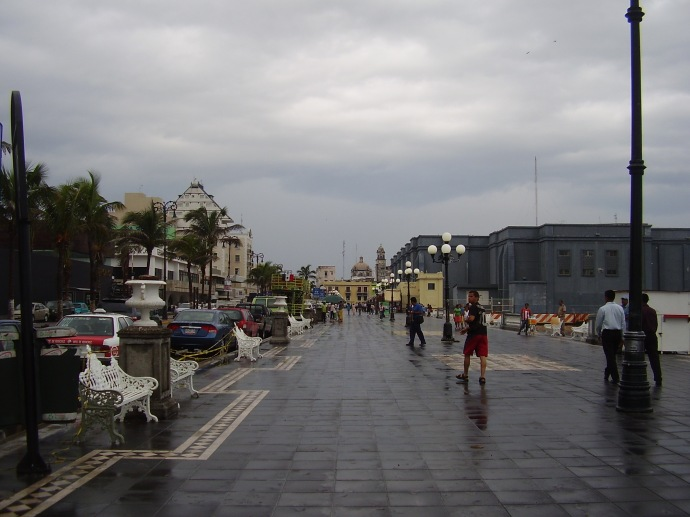 Waterfront Veracruz