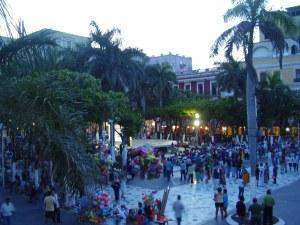 Plaza del Constitución