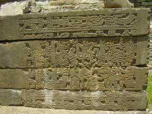 Relief Carving El Tajín