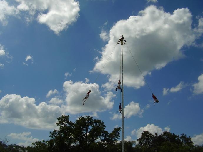 Voladores - Fliers