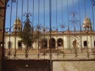 Entrance to Hacienda Carolina