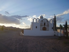 Rural Church - Aldama