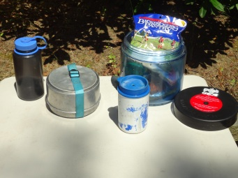 Cook Kit, Bear Vault and Mug